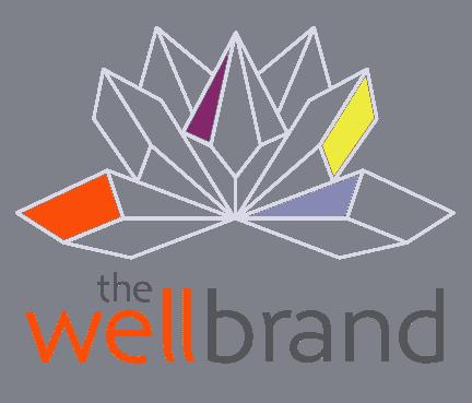 The WellBrand logo