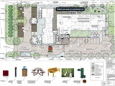 Zale Design project plans