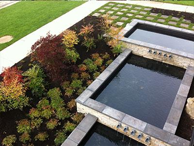 Zale Design landscape architecture project