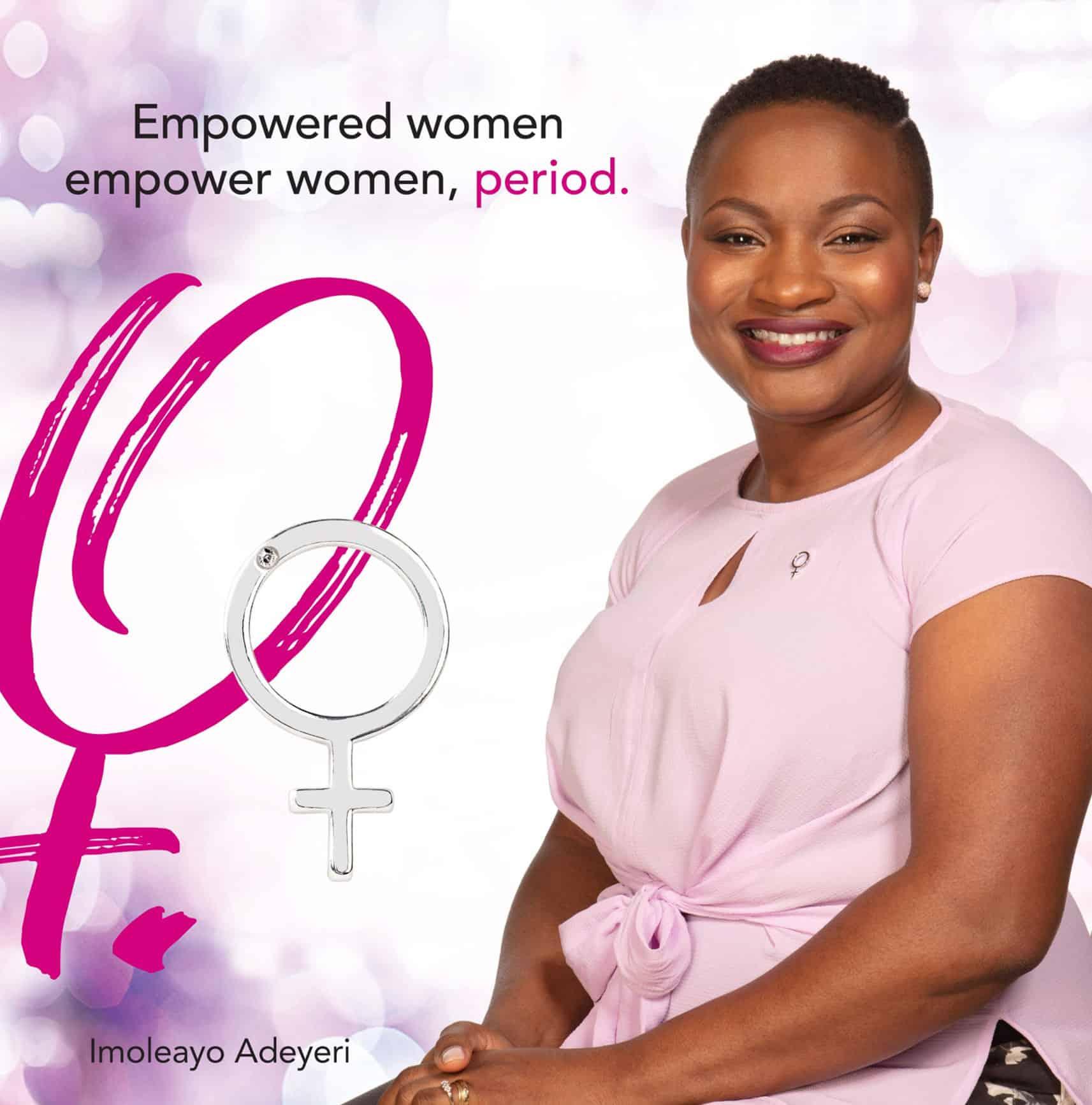 Hillberg & Berk - Empowered Women 2 - Imoleayo Adeyeri