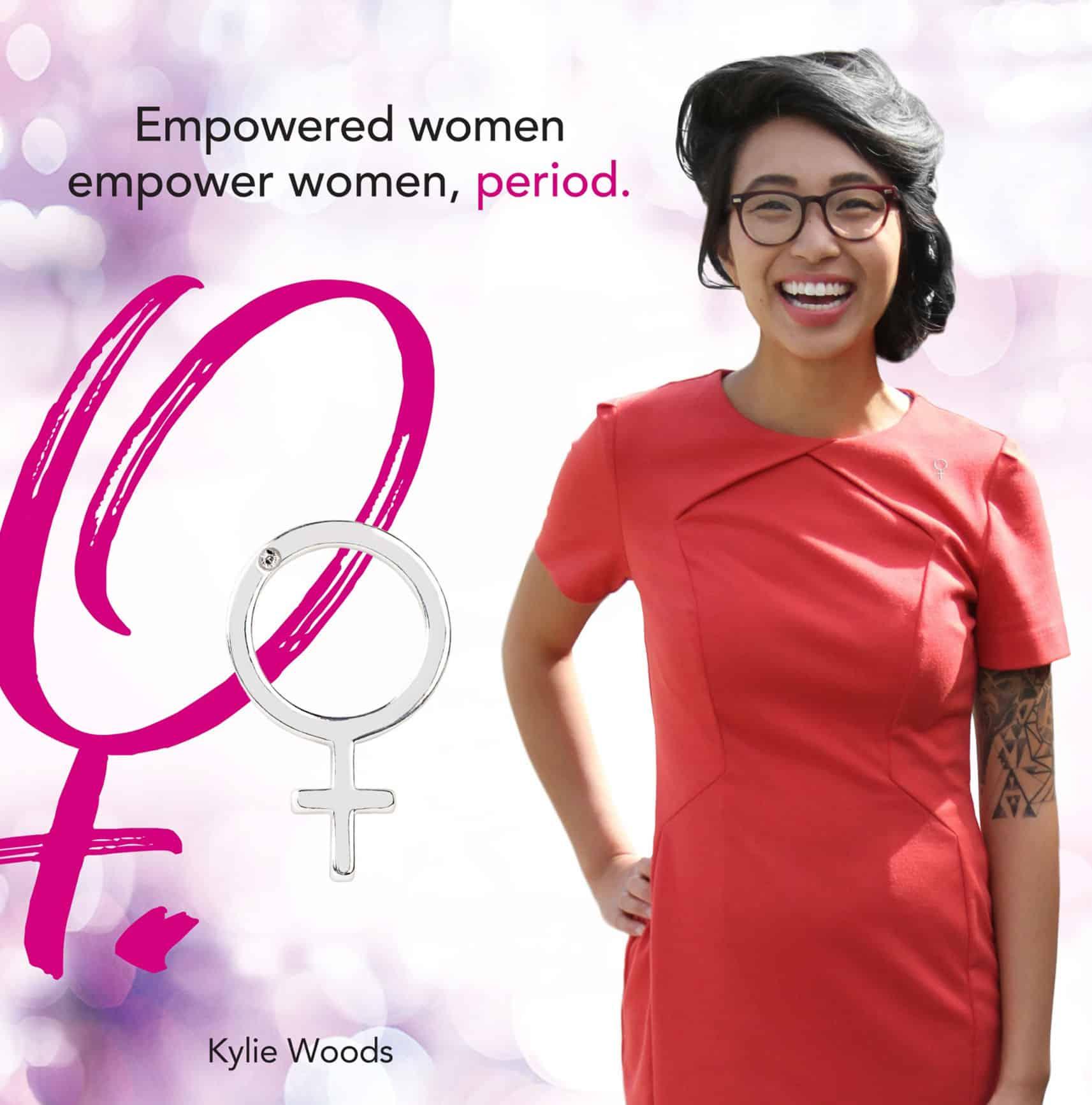 Hillberg & Berk - Empowered Women 4 - Kylie Woods