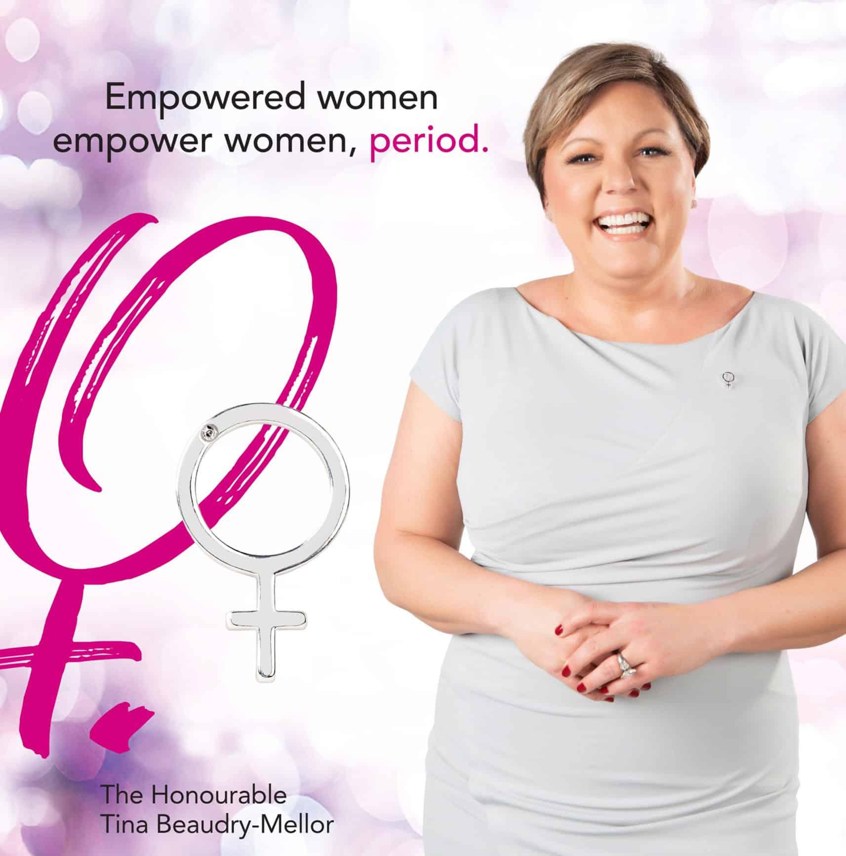 Hillberg & Berk - Empowered Women 6 - Tina Beaudry-Mellor