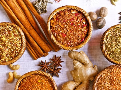 The Spice Life gomasala