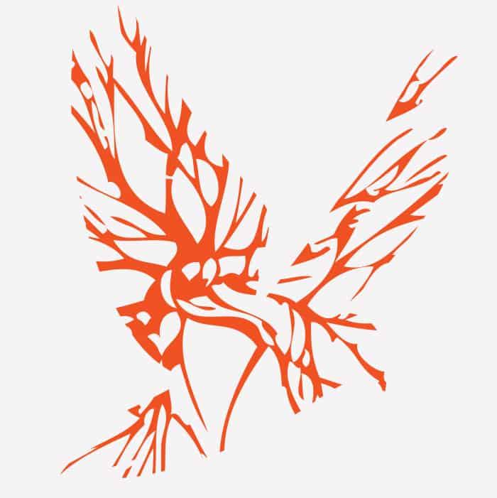 Zale Design bird logo