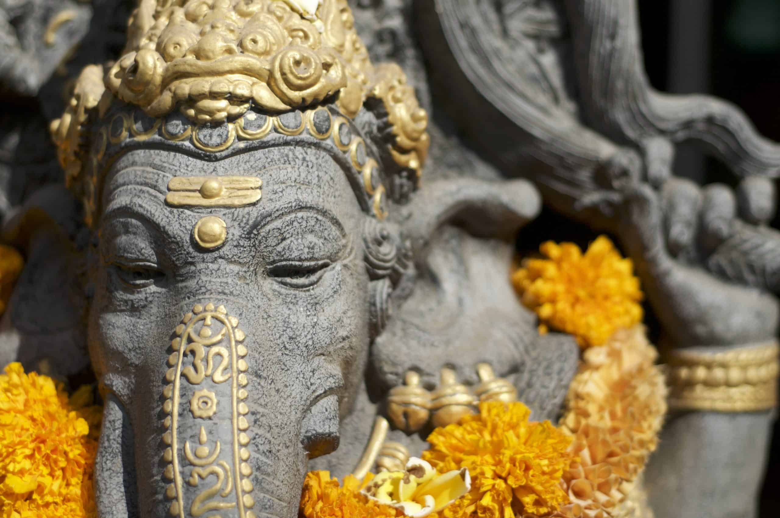 Ganesh Adorned