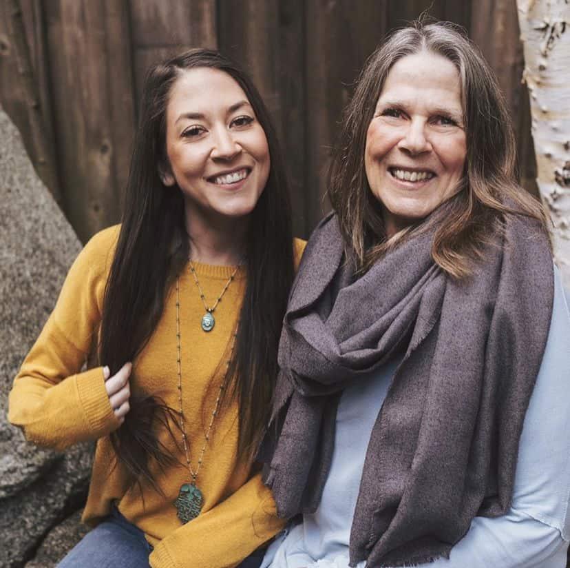 Cassidy and Karen