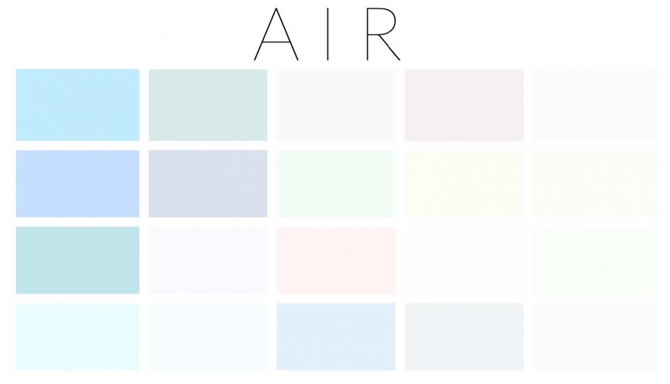Air palette