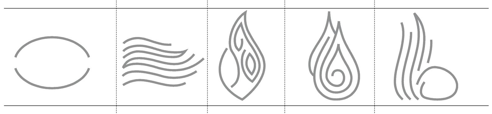 DOSHA Symbols