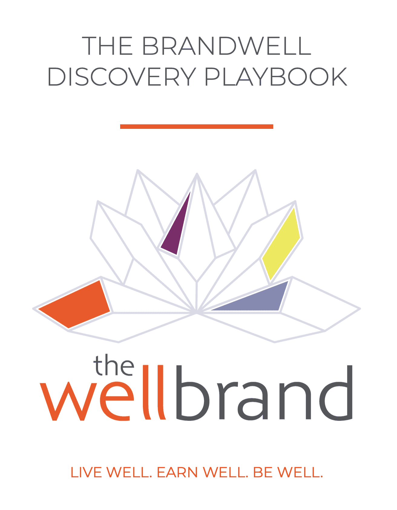 The BrandWell Discover Playbook